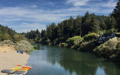 Where to swim in Sonoma and Napa Valley