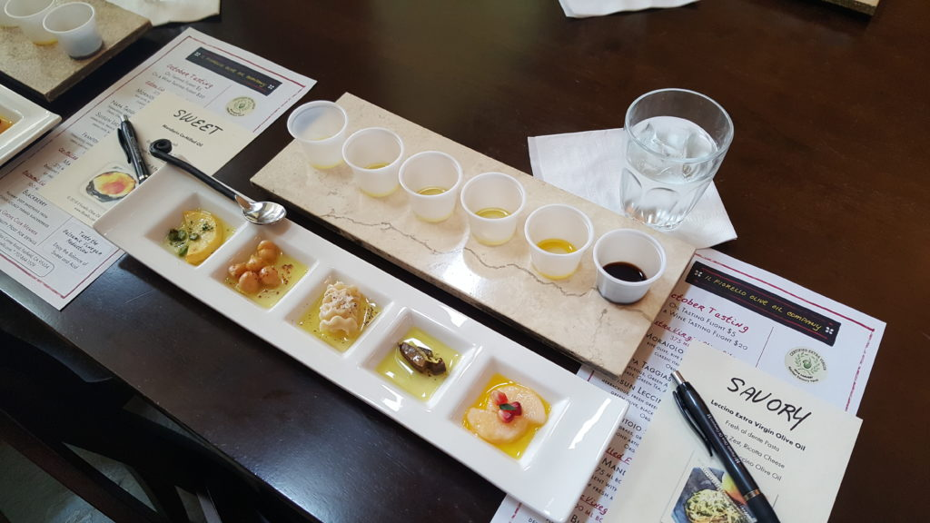 Where and How to Taste Olive Oil in Napa Valley