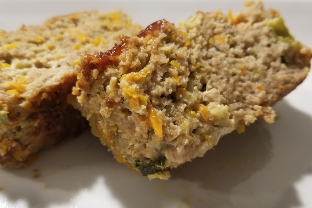 Turkey-Veggie-Meatloaf